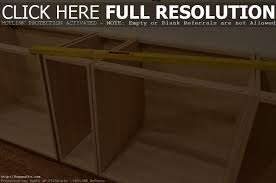 How To Make A Kitchen Cabinet How To Build Kitchen Cabinets Design Porter
