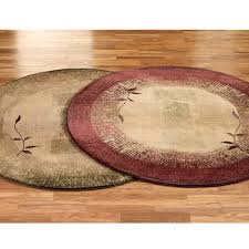 best kitchen round rugs