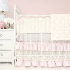 shabby chic crib bedding for girls 23 best images about cuarto bebe on
