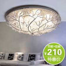 unique ceiling lights. Modern Brief Fashion Living Room Ceiling Lights Change Color Bird\u0027s Nest Unique Design LampBedroom Light Free Shipping-in From G