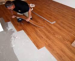 installing loose lay vinyl plank flooring tile wizards total flooring solutions