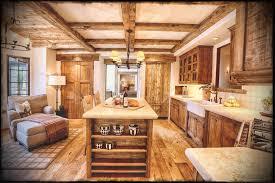 Country Farmhouse Kitchen Cabinets Rustic Kitchens Decor Ideas White