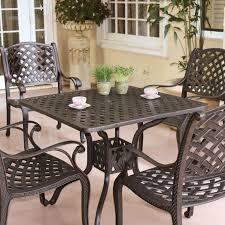 cast aluminum patio furniture brands aluminum patio table black wrought iron patio furniture white aluminum outdoor table