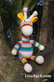 Crochet Giraffe Pattern Amazing Free Crochet Patterns And Designs By LisaAuch FREE Crochet Patterns