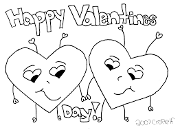 Small Picture St Valentine Coloring Pages Coloring Page Flower Heart St