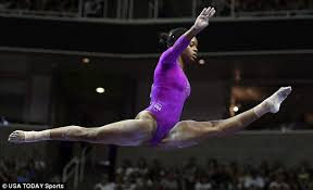 ready or not here she es gabby douglas pictured at olympic trials this