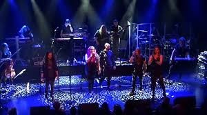 epic rock choir the theater equation in concert