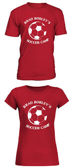 Soccer Camp Shirt Designs Youth Football T Shirt Designs Soccer Camp Name Customized