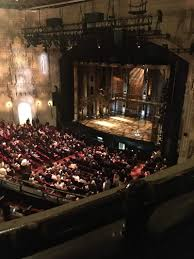 Orpheum Theatre San Francisco Section Balcony R Row A