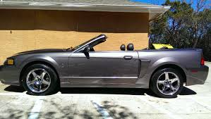 2003 Ford SVT Mustang Cobra Convertible related infomation ...