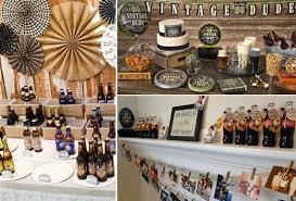 Vintage Theme Party Wedding Ideas