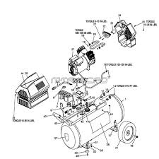 Craftsman air pressor parts diagram wire diagram