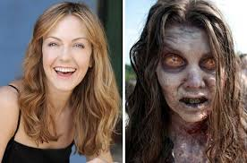 the power of makeup walking dead