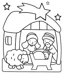 nativity coloring sheet nativity coloring sheet svedforditas info