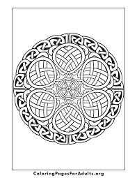 Small Picture 454 best Advanced Coloring Pages Mandalas images on Pinterest