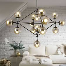 modo bean pendant light edison vintage