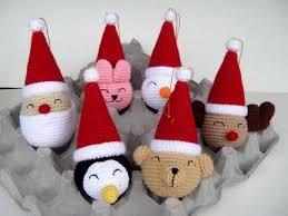 Crochet Christmas Ornaments Patterns Gorgeous The Sweetest Crochet Christmas Ornaments Patterns The WHOot
