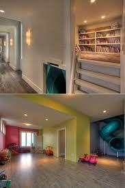 Kids Basement Playroom Home Design Ideas - Finished basement kids