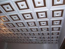 Decorative Ceiling Tiles Home Depot Bloombety Pearl Tin Ceiling Tile Home Depot Rubber Elegant Tiles 2