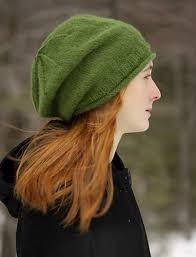 Free Slouch Hat Knitting Patterns