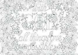 Unique Christian Coloring Pages For Adults For Coloring Page By On