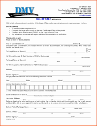 free bill of sale form for car free sample bill of sale or texas dmv forms lovely bill dmv bill