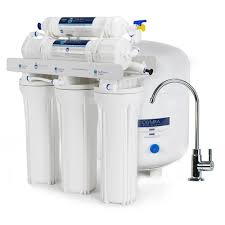 olympia water systems 5 stage under sink reverse osmosis water filtration system with 50