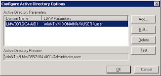 Pcm How To Configure Multi Domain Sso Authentication Using Ad Or