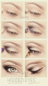 how to get a perfect makeup for diffe types of eye shapes