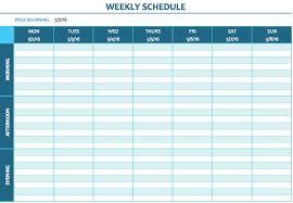 Forever Calendar Template 6 Week Calendar Template Mystical Brandforesight Co