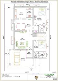 duplex house plan for north facing plot 22 feet by 30 feet 2 30x40 of house