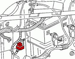 Starter Relay sm 1998 chevy cavalier headlight wiring diagram 2002 chevrolet chevy on wiring diagram for 98 chevy s10 ignition
