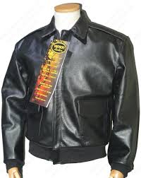 vanson leathers mustang fighter pilot jacket