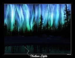 aurora borealis acrylic painting google search