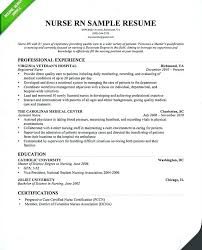 registered nurse sample resumes sample resume for nurses with experience in the philippines
