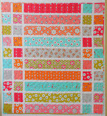Quilt Inspiration: Wedding Ring Quilt Inspiration... and free patterns & Free... easy quilt pattern! Adamdwight.com