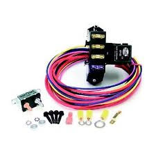 painless wiring car truck charging and starting systems painless wiring 70103 3 circuit auxiliary fuse block