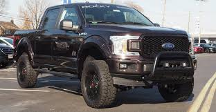 Lifted Ford Trucks | Rocky Ridge Custom Lifts | F-150, Super Duty & More