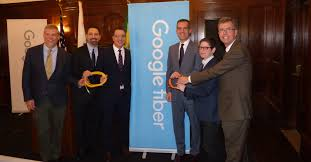 google los angeles office. Mayor Eric Garcetti Announced Today That Google Fiber, A Unit Of Alphabet Inc., Will Explore L.A. As The Next Market For Fiber\u0027s High-speed Internet Los Angeles Office O