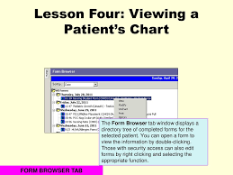 Lesson Four Viewing A Patients Chart Ppt Download