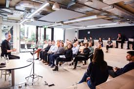 London Office Design Delectable RGA Stays Ahead Of The Curve With Its Global Accelerator Network