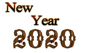 Happy New Year 2020 Images Hd Background Png Png Image