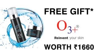 o3 ocean tonic and 24 hr cream worth 1660 free gift with gq