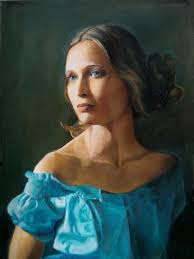 hand painted portrait oil painting custom oil painting from