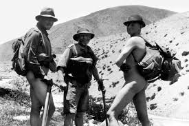 photo essay into thin air slideshow livemint howard somervell from left arthur wakefield and george mallory share a lighter moment