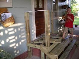 Build A Concrete Patio Building A Deck Over A Concrete Patio Icamblog