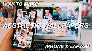 An AESTHETIC COLLAGE WALLPAPER ...