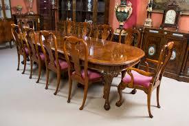 antique queen anne dining room set. antique queen anne dining room set e