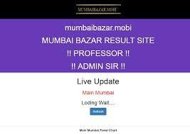 Mumbai Patti Chart Mumbai Bazar Live Satta Result Like All Jaipur Rajasthan