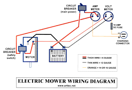 charge meter wiring diagram charge wiring diagrams online solar mower electrical wiring